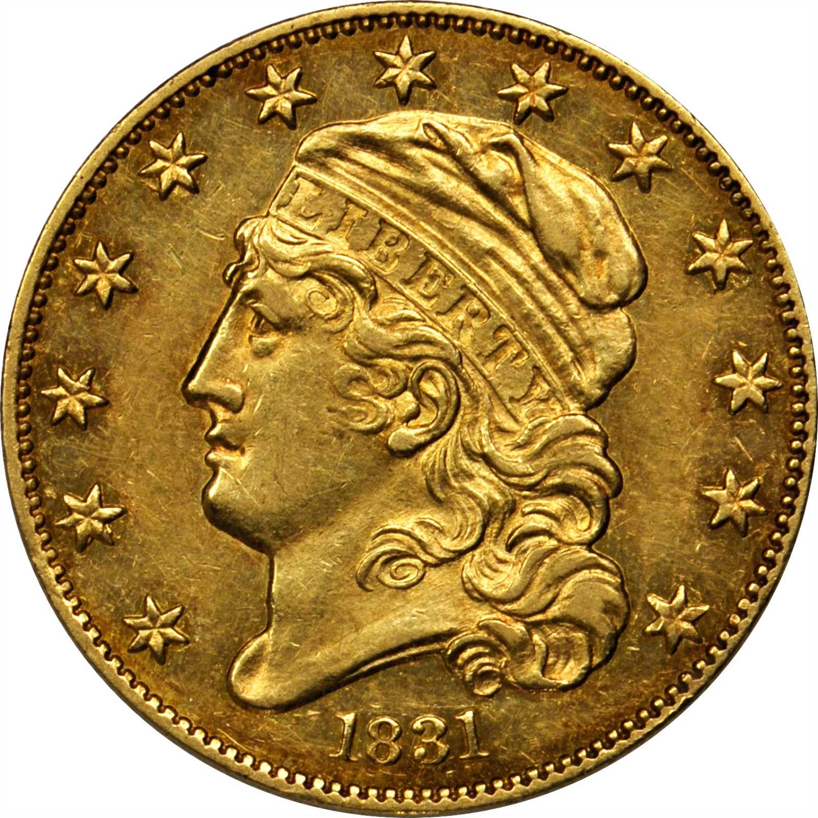 sample image for 1831 $5  MS