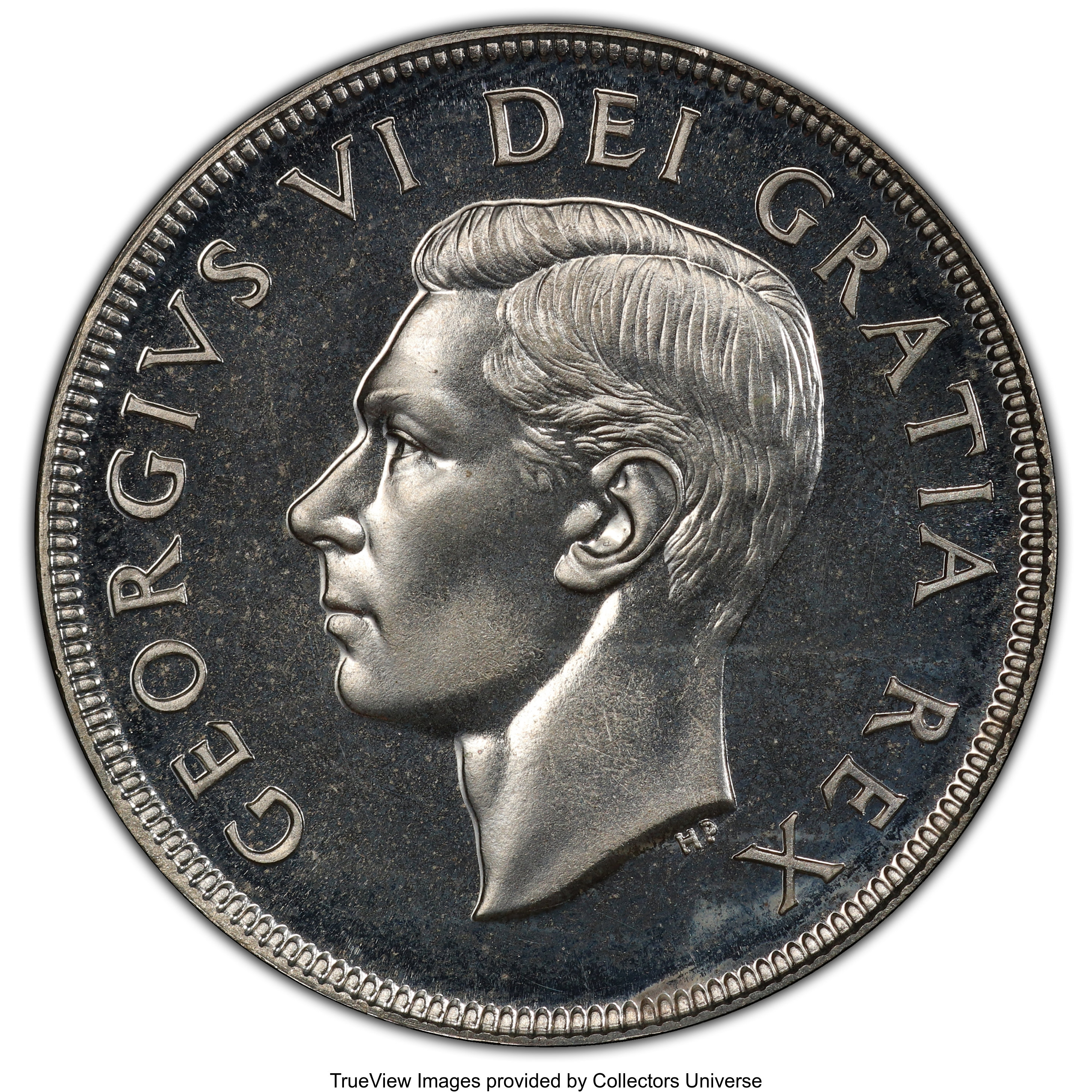 sample image for 1950 Proof Like