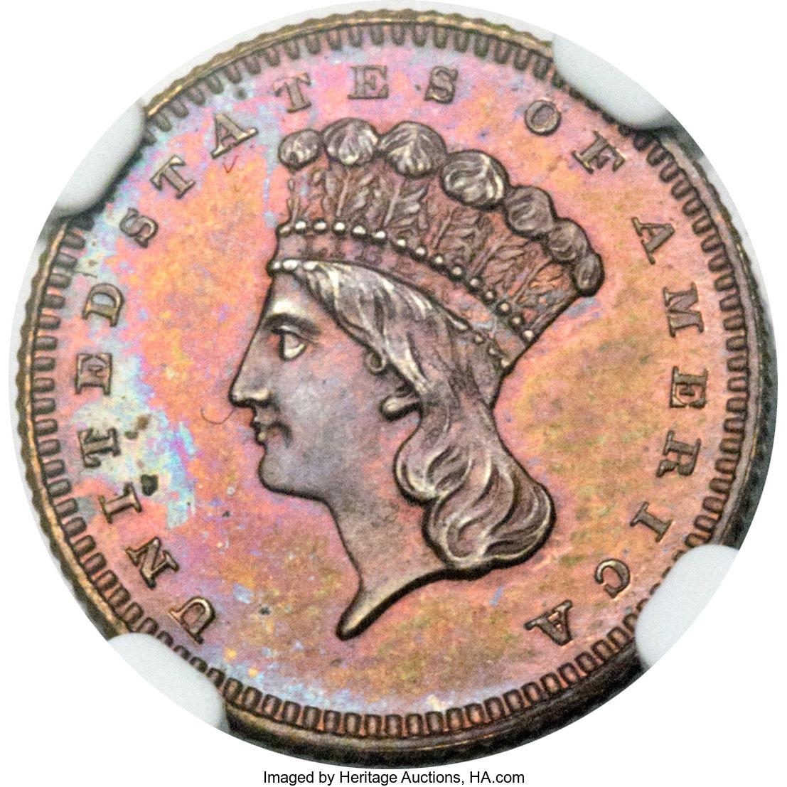 sample image for 1870 G$1 (J-1023) PR BN