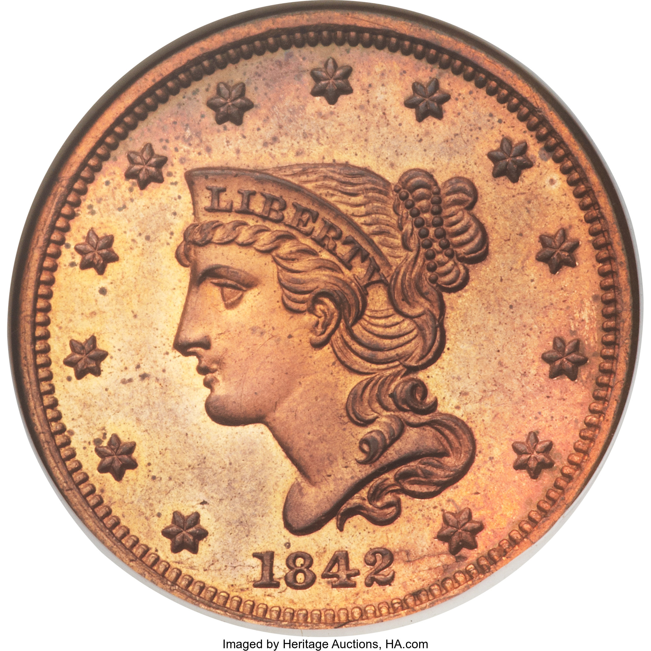 sample image for Braided Hair Cent RD [Type]