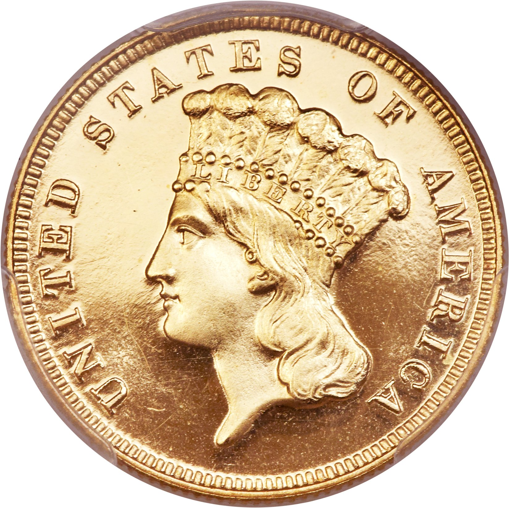 sample image for 1882 $3  PR DCAM