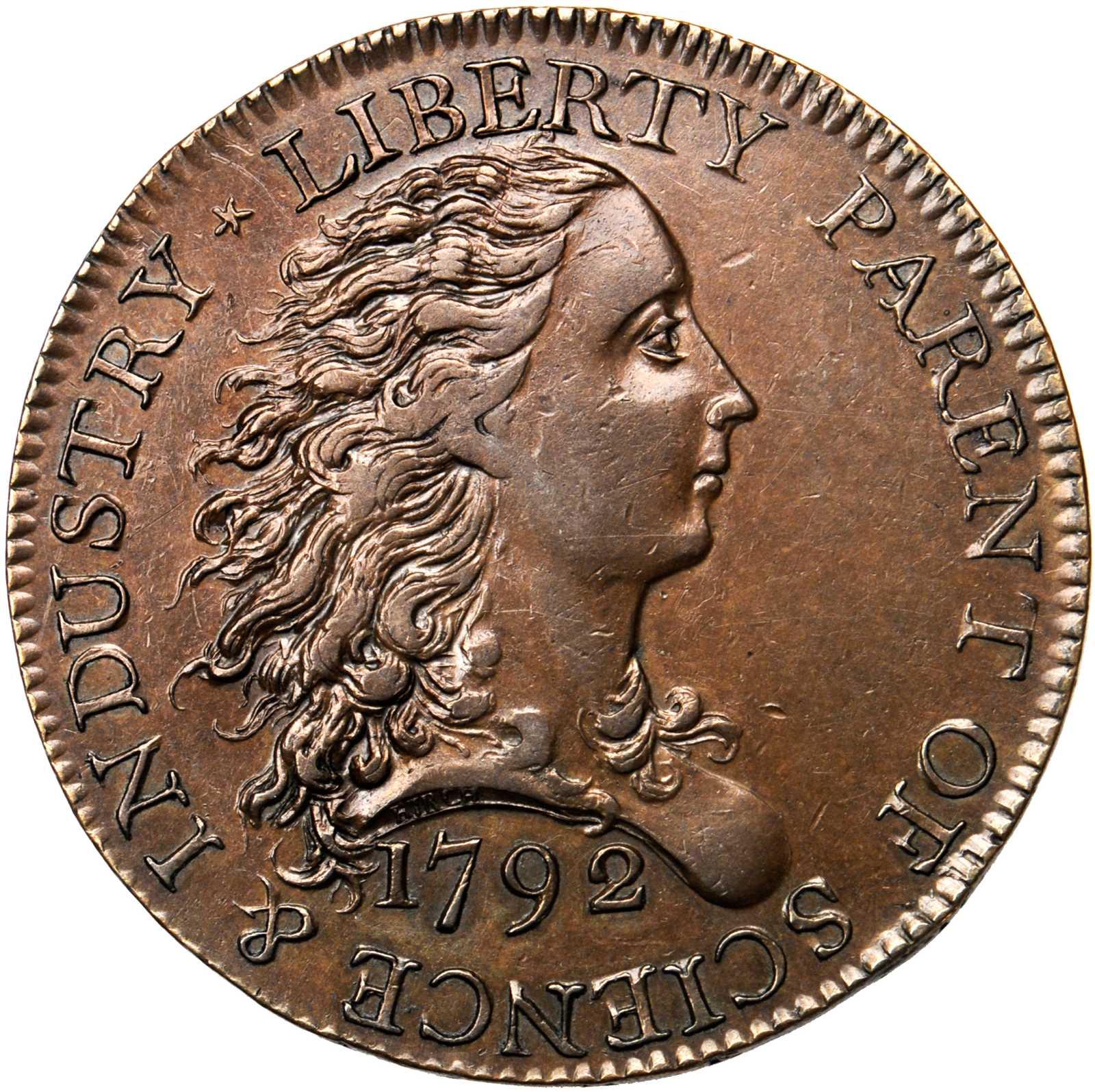 sample image for 1792 J-4 P1c MS BN