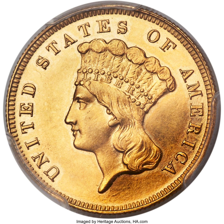 sample image for 1885 $3  PR