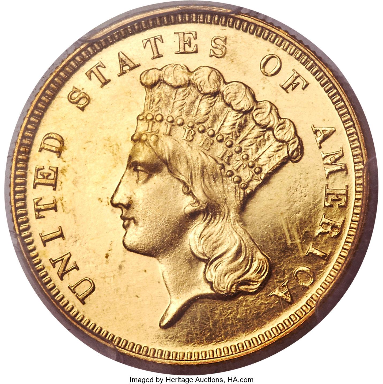 sample image for 1889 $3  PR