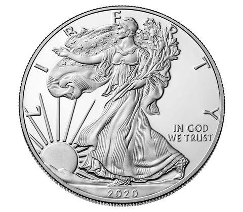 sample image for 2020-S Silver Eagle $1  PR DCAM Ltd Edition Set