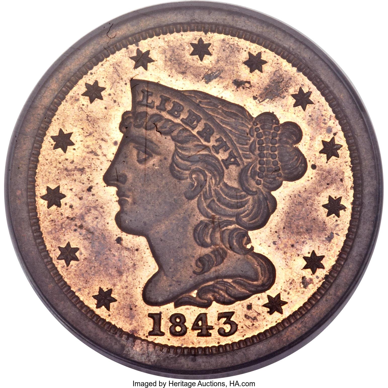 sample image for 1843 Orig, PR Only RB