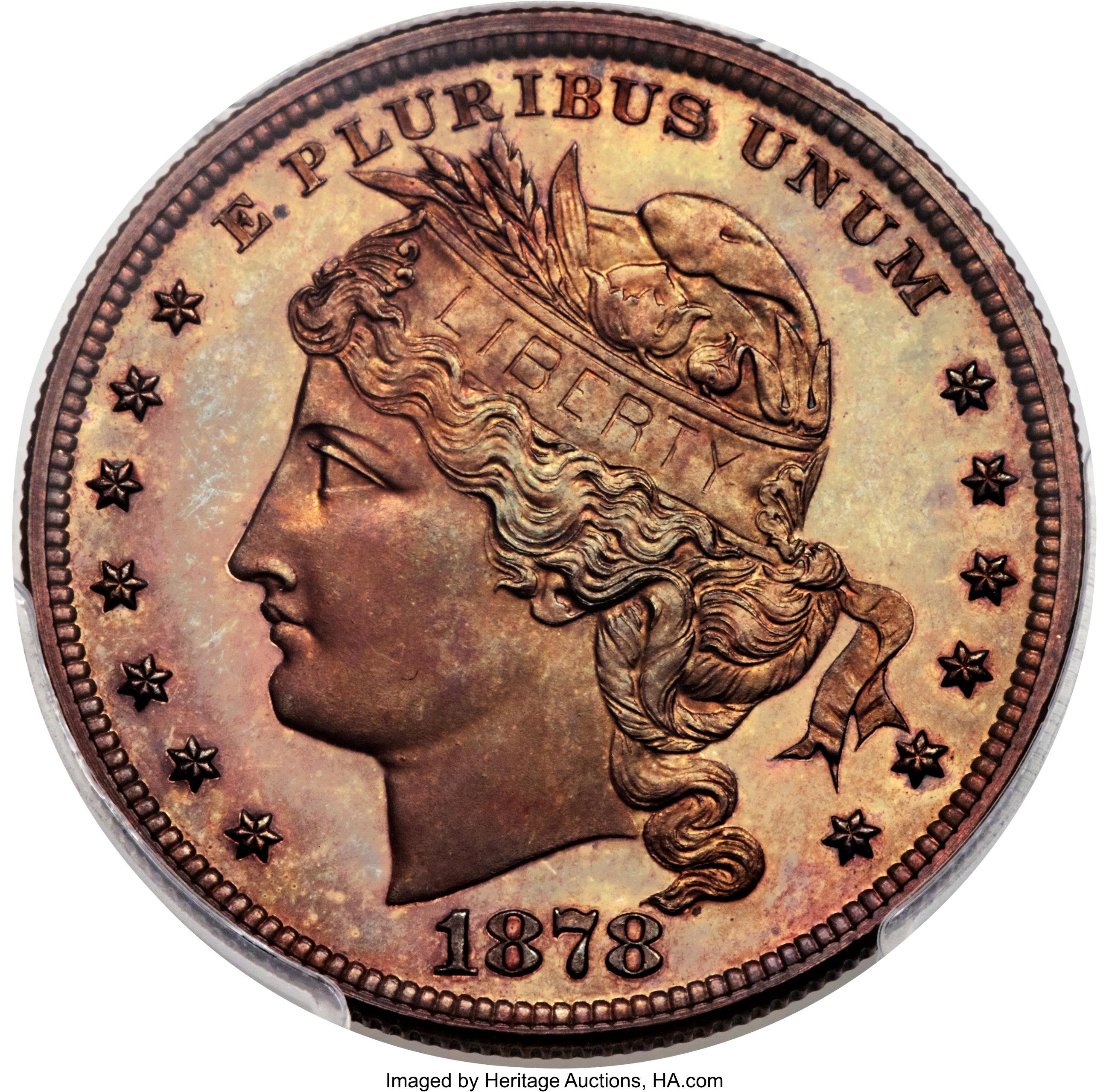 sample image for 1878 J-1562 P$1 PR RB