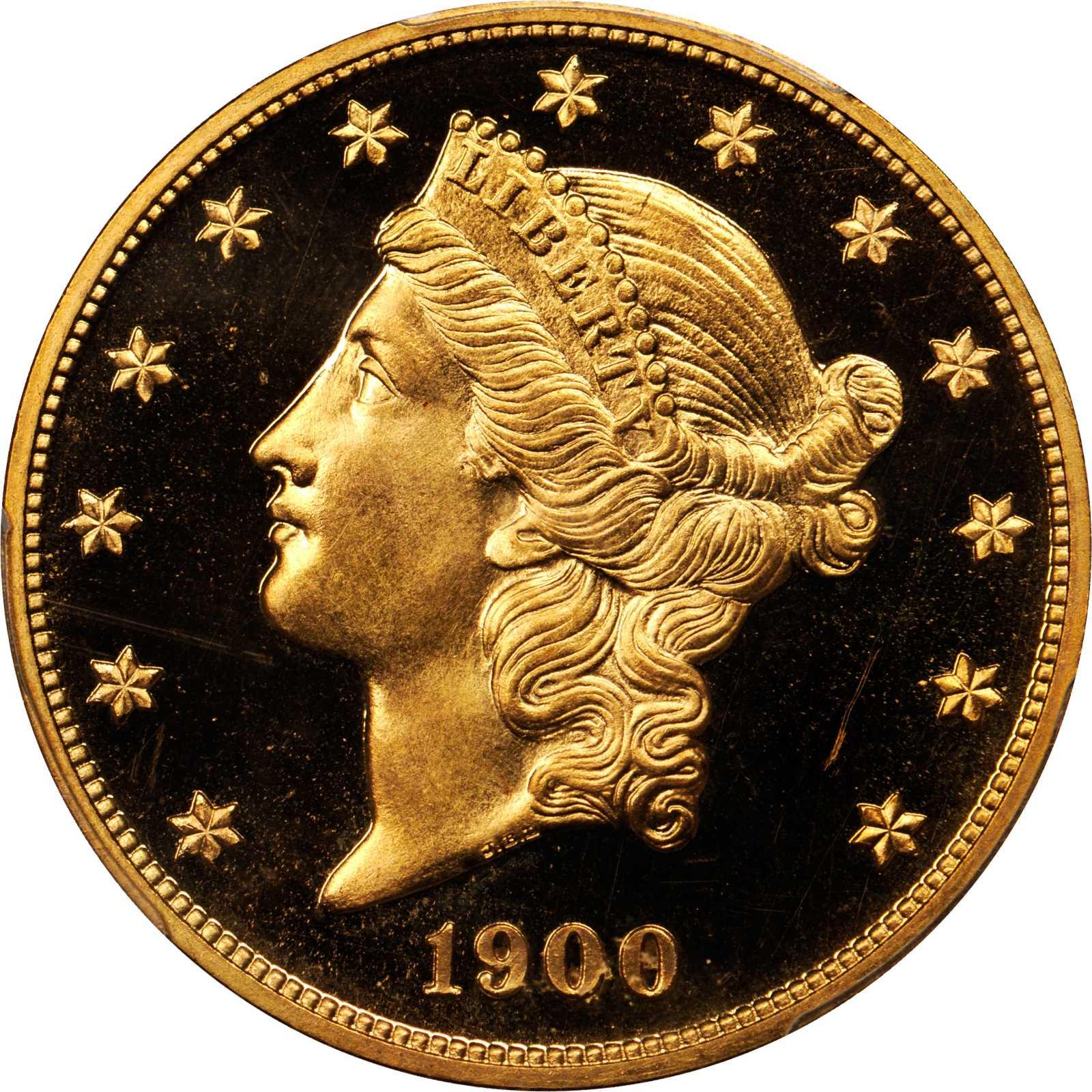 sample image for 1900 $20  PR CAM