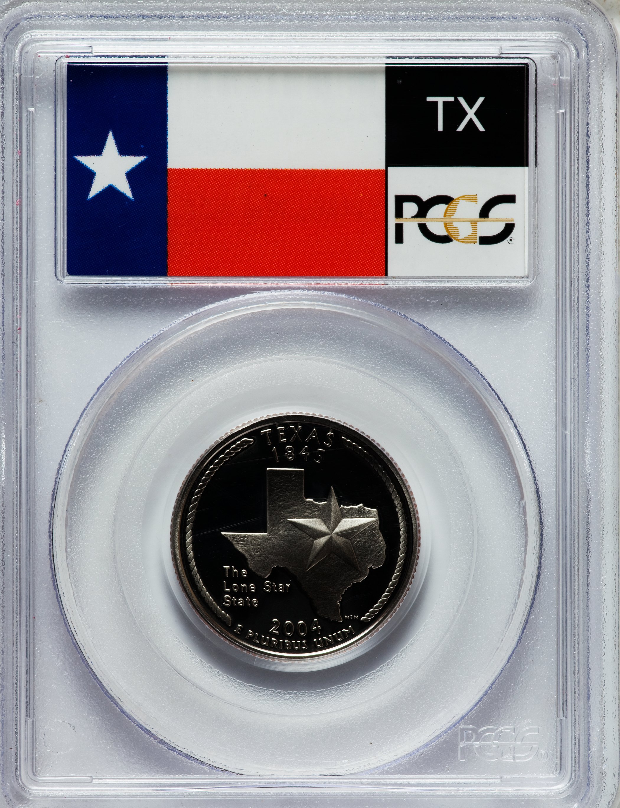 sample image for 2004-S Texas DCAM