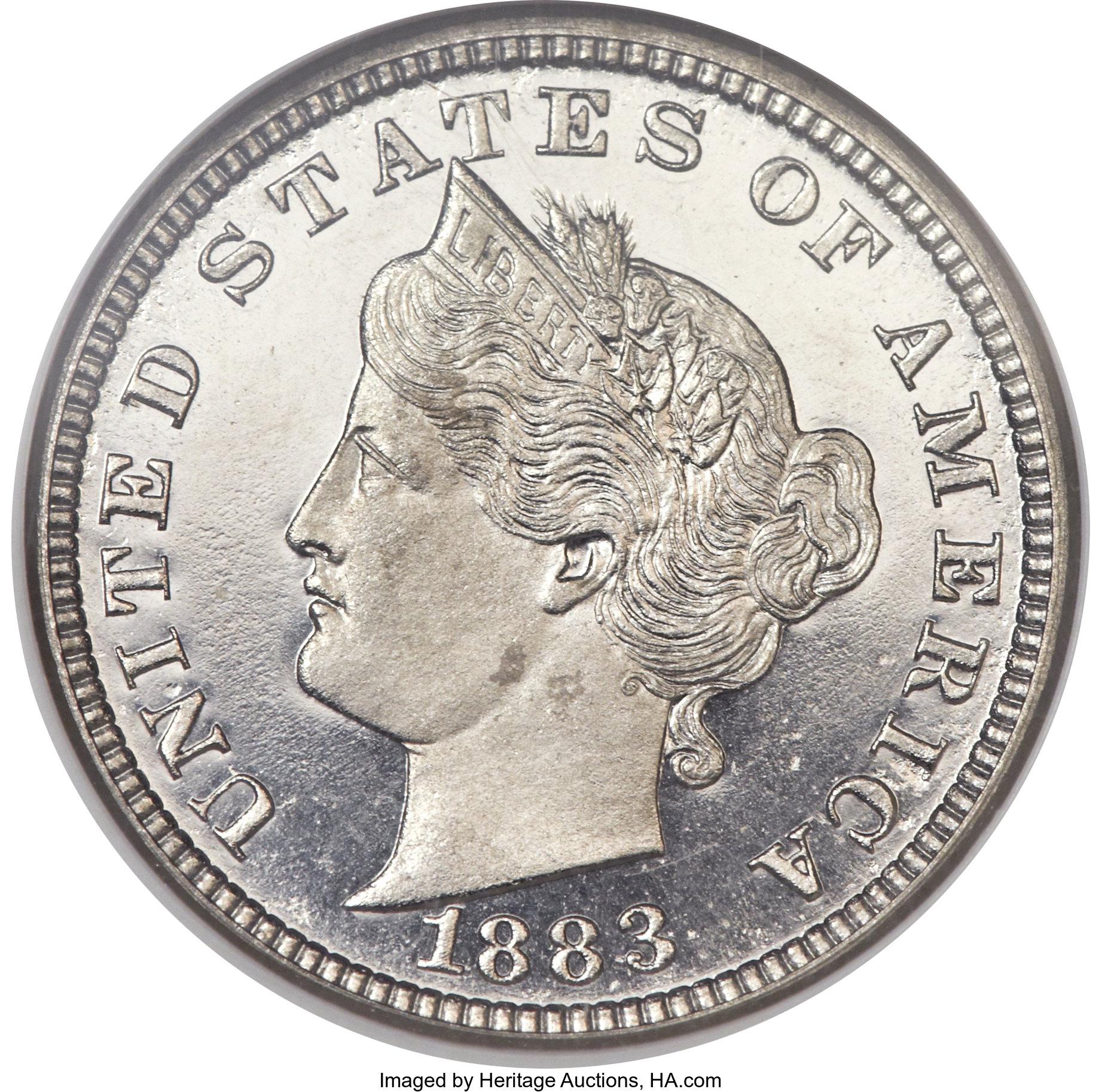 sample image for 1883 J-1710 P5c PR