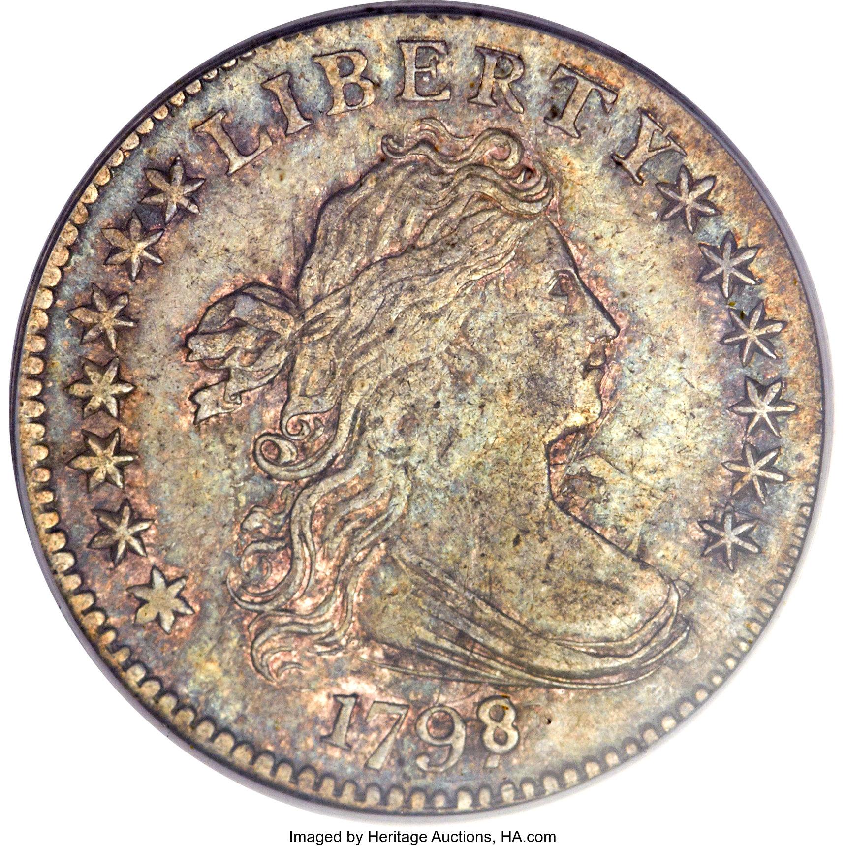 sample image for 1798/97 13 Stars Reverse