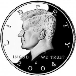sample image for 2004-S 50c PR DCAM