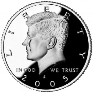 sample image for 2005-S 50c PR DCAM
