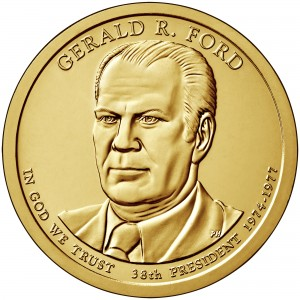 sample image for 2016-P Gerald Ford $1  MS Position A