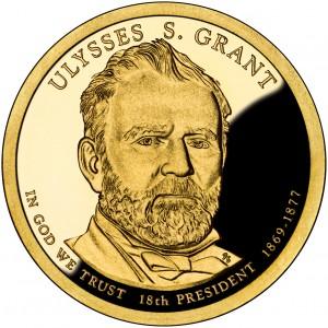 sample image for 2011-S Ulysses S. Grant $1  PR DCAM