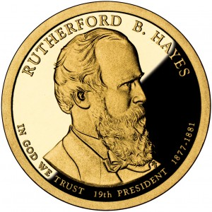 sample image for 2011-S Rutherford B. Hayes $1  PR DCAM