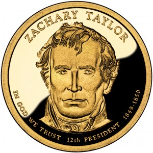 sample image for 2009-S Zachary Taylor $1  PR DCAM