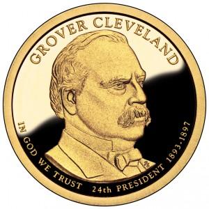 sample image for 2012-S Grover Cleveland 2nd Term $1  PR DCAM