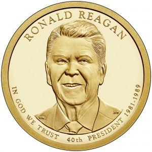 sample image for 2016-S Ronald Reagan $1  PR DCAM