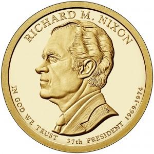 sample image for 2016-S Richard Nixon $1  PR DCAM