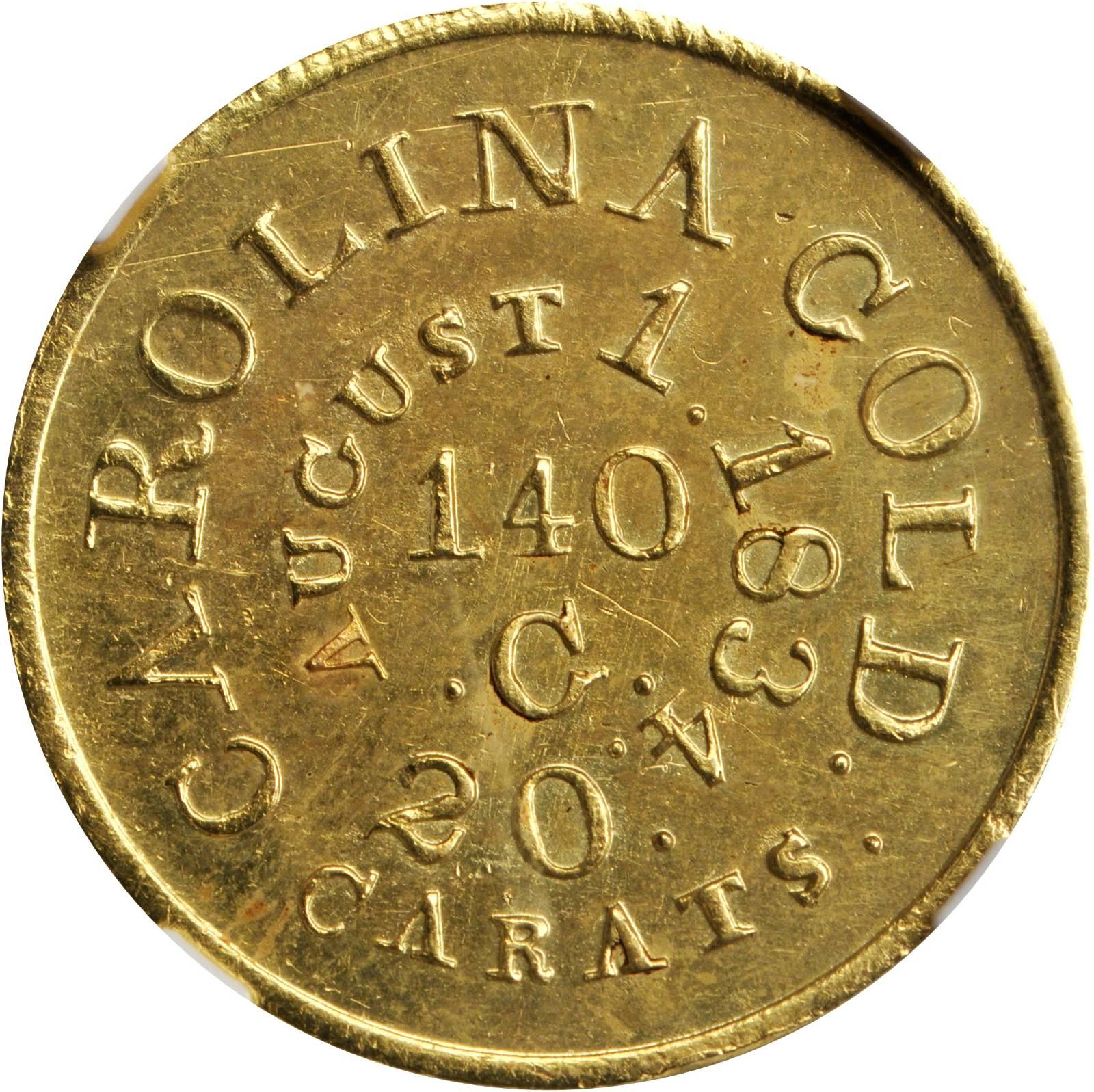 sample image for C.Becht $5 140GR, 20C