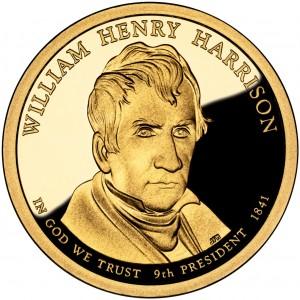 sample image for 2009-S William Henry Harrison $1  PR DCAM