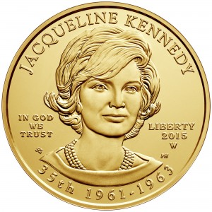 sample image for 2015-W Jacqueline Kennedy $10  MS