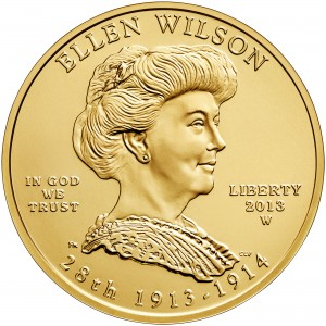 sample image for 2013-W Ellen Wilson $10  MS
