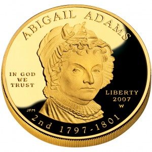 sample image for 2007-W Abigail Adams
