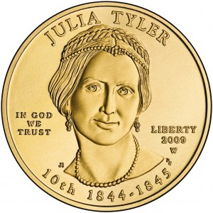 sample image for 2009-W Julia Tyler $10  MS