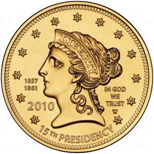 sample image for 2010-W Buchanans Liberty $10  MS