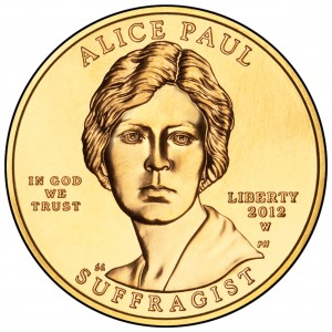 sample image for 2012-W Alice Paul $10  MS