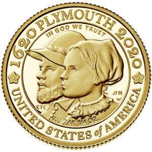 sample image for 2020-W Mayflower 400th Anniv $5  PR DCAM