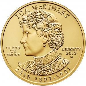 sample image for 2013-W Ida McKinley $10  MS