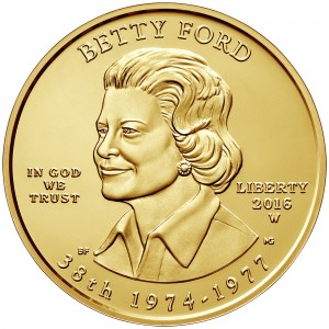 sample image for 2016-W Betty Ford $10  MS