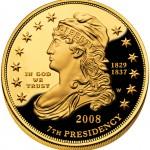sample image for 2008-W Jacksons Liberty