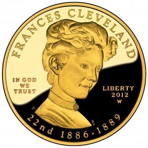 sample image for 2012-W Frances Cleveland Term 1