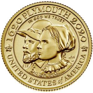 sample image for 2020-W Mayflower 400th Anniv $5  MS