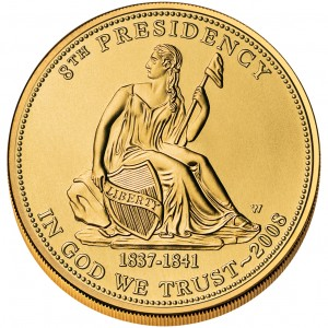 sample image for 2008-W Van Burens Liberty $10  MS