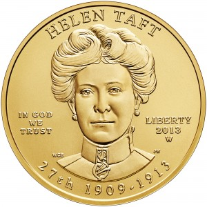 sample image for 2013-W Helen Taft $10  MS