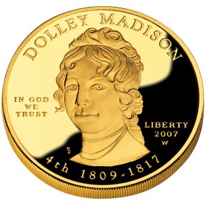 sample image for 2007-W Dolley Madison