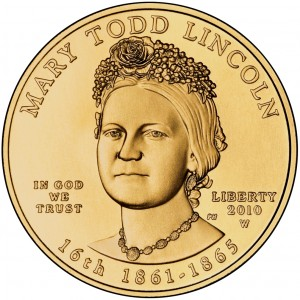 sample image for 2010-W Mary Lincoln $10  MS