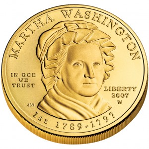 sample image for 2007-Present First Spouse $10  MS [Type]