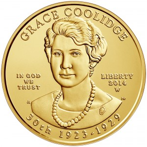 sample image for 2014-W Grace Coolidge $10  MS