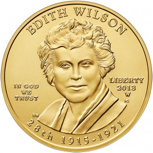 sample image for 2013-W Edith Wilson $10  MS