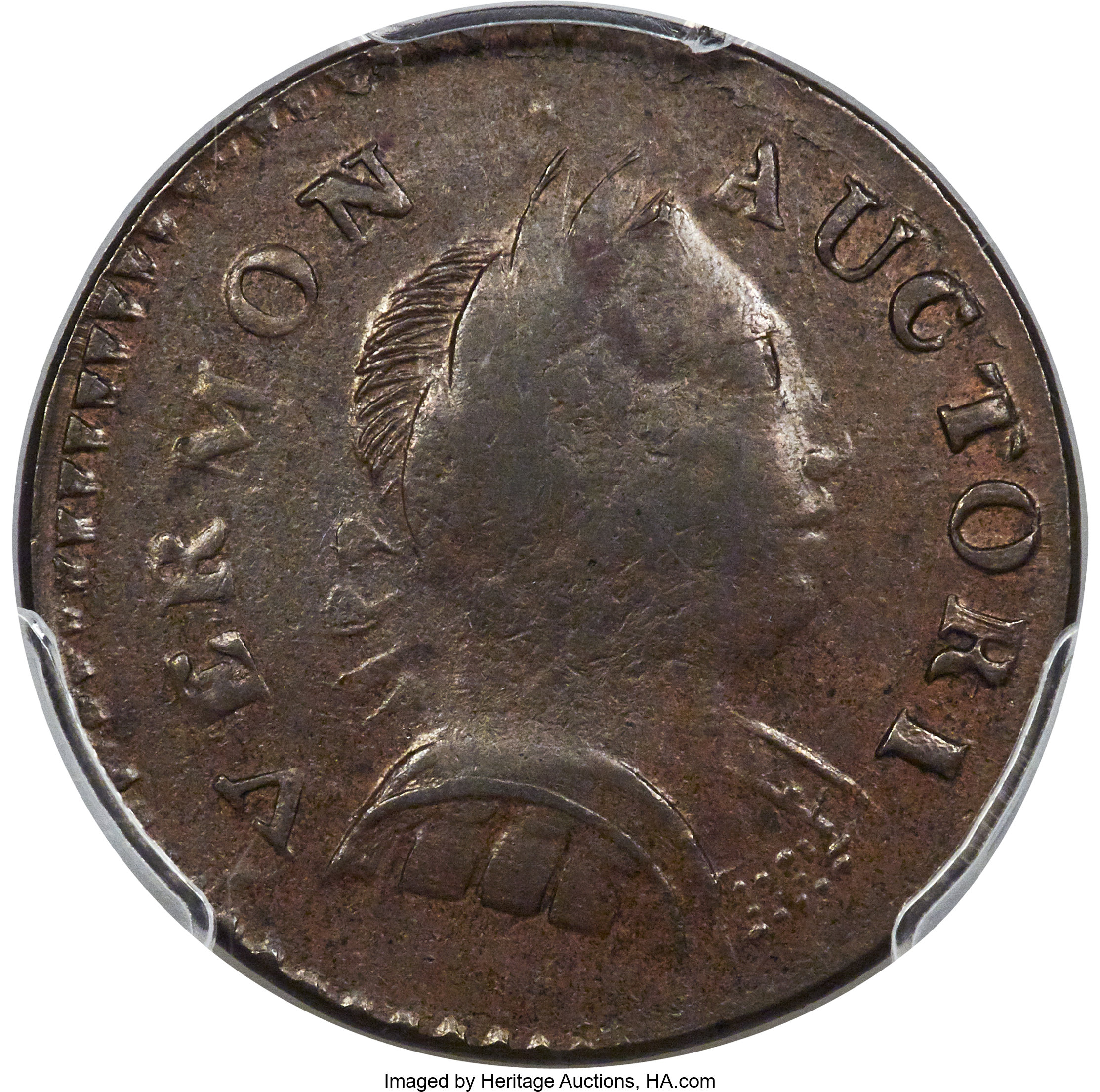 sample image for 1788 Vermont Bust Right BN