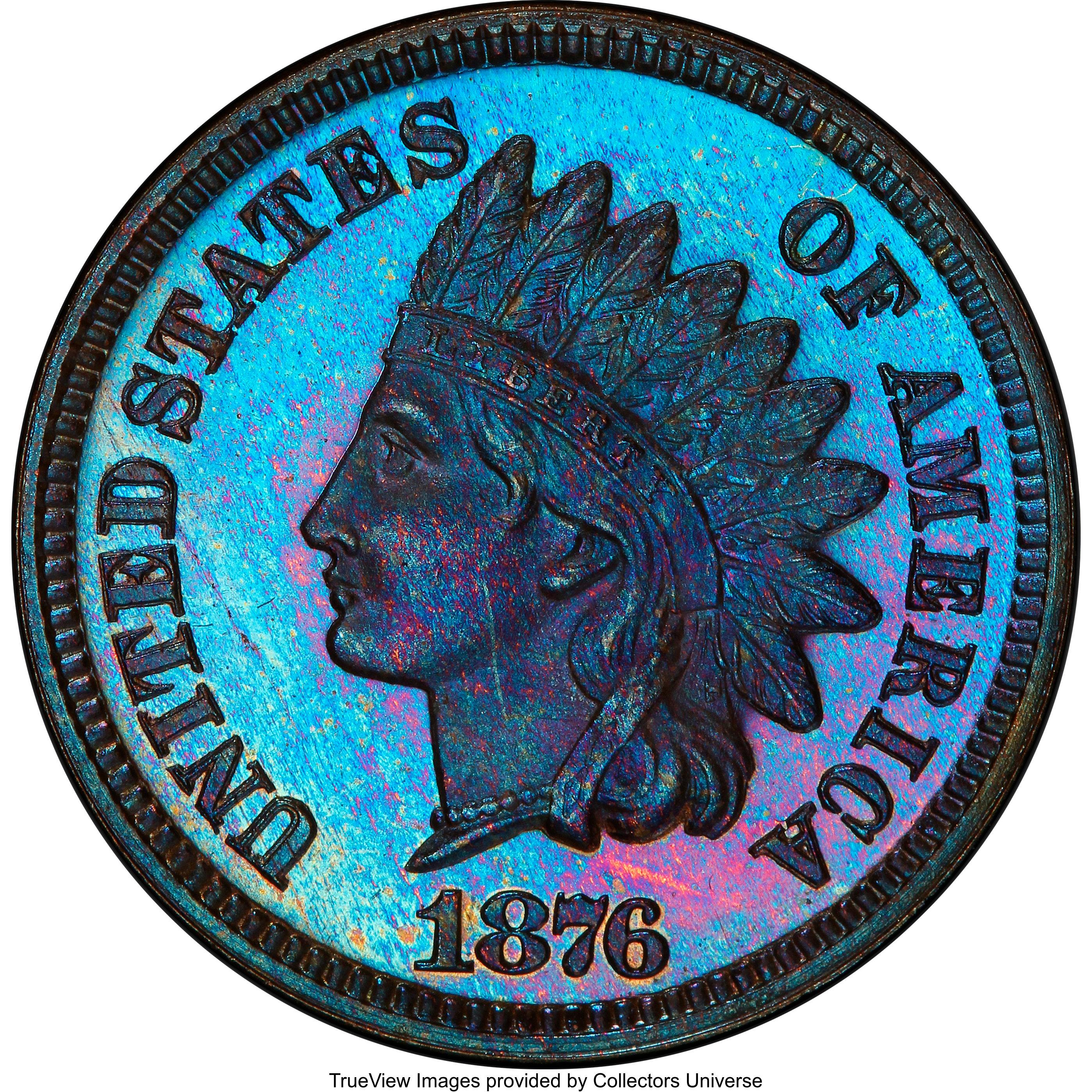 sample image for 1876 1c PR BN