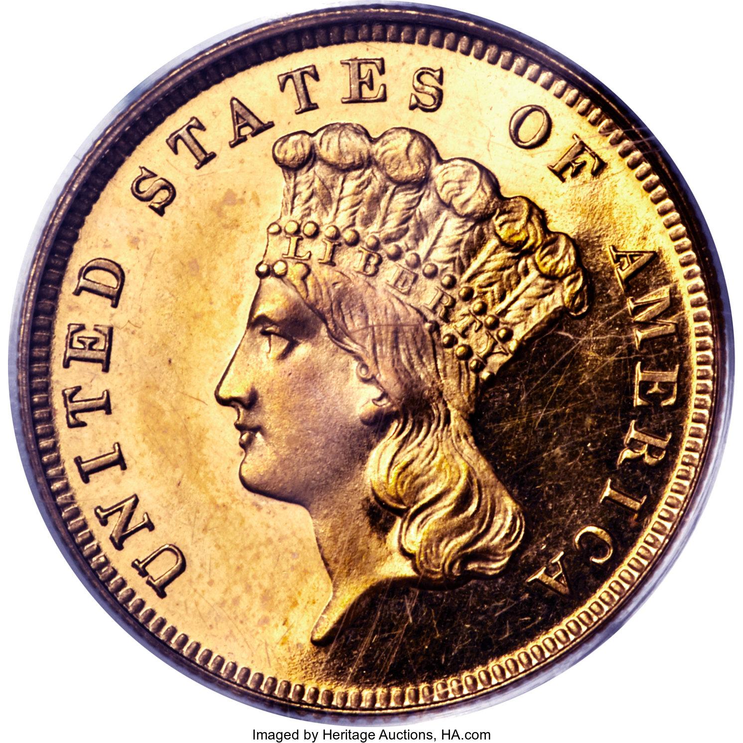 sample image for 1881 $3  PR