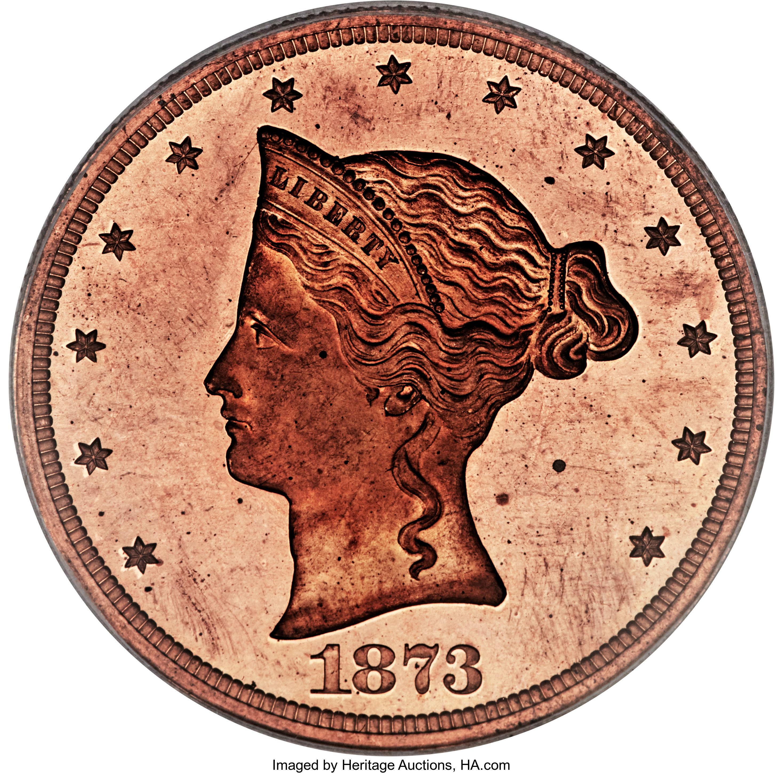 sample image for 1873 PT$1 (J-1278) PR RD