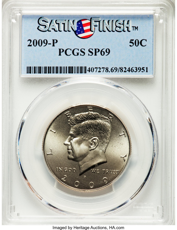 sample image for 2009-P Satin